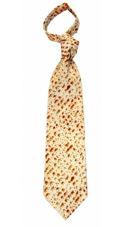 Matzah Tie - A Best Seller Gift for Passover!