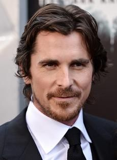 Christian Bale meets with the shooting victims in Aurora Colorado
