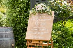 Unplugged Wooden Sign — Got It Covered Marlborough Sounds, Lists To Make, All The Way, Be Yourself Quotes, Wooden Signs, Wedding Events, This Is Us, This Or That Questions, Table Decorations