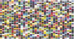 Gerard RICHTER - 124 couleurs