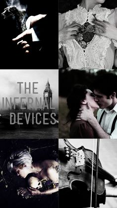 The Shadowhunter Chronicles, Chapter One - The Infernal Devices