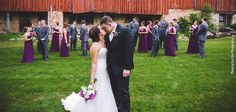 Elissa and Kevin's Classic Wedding at the Country Springs
