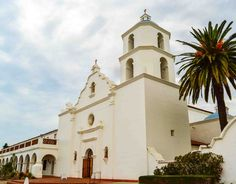 Mission San Luis Rey, Oceanside CA. (c) Richard Bauman