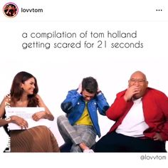 Isn't it just adorable 😍😍Source by Avengers Humor, Marvel Jokes, Funny Marvel Memes, Dc Memes, Funny Jokes, Marvel Avengers, Hilarious, Funny Tom, Tom Holand