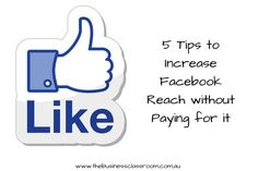 5 Tips to Increase Facebook Reach without Paying for it