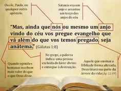 JESUS CRISTO É O CAMINHO! A VERDADE E A VIDA!: Exegese de Gálatas...