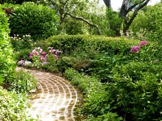 Image detail for -the kind with lush beds and meandering paths