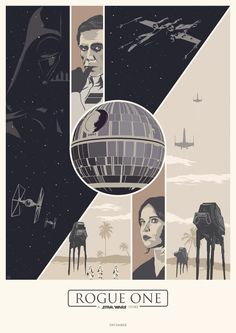Rogue One: A Star Wars Story, 2016. – PosterSpy