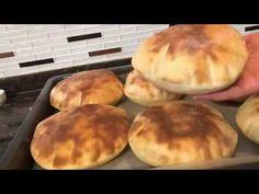 Arabic Food, Griddle Pan, Pitaya, Pain, Feel Good, Food And Drink, Healthy Recipes, Breakfast, Youtube