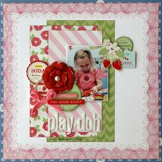 Playdoh - My Creative Scrapbook
