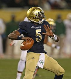 The Fighting Irish -- where will they be in the BCS rankings?