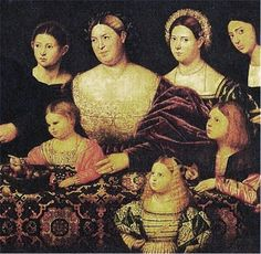 Bernardino Luini (1485-1532) Family Group