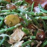 Recipe:  Albacore, Green Bean, and Roasted Potato Salad