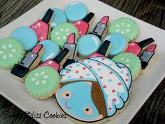 Spa Sugar bliss cookies via Facebook