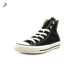 Converse Women's Chuck Taylor High Top Sneaker Black 11 M - Converse chucks for women (*Amazon Partner-Link)