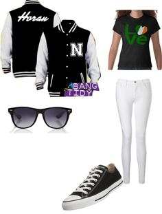 """""""Niall Horan themed outfit"""" by aliennaboecker ❤ liked on Polyvore"""