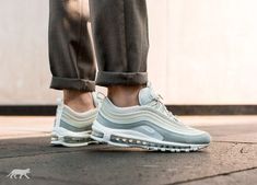 Nike // Nike Air Max 97 PRM (Light Pumice / Summit White - Summit White)