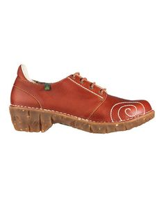 Take a look at this Cuero Swirl Shoe by El Naturalista on #zulily today!