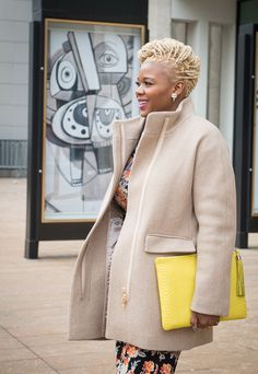 Blogger, writer, editor: Claire Sulmers (Her Blog: The Fashion Bomb)