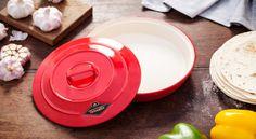 Garlic Roaster/Tortilla Warmer | Fornetto http://fornetto.com/accessories/