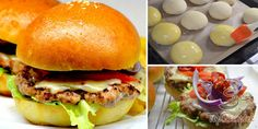 Pizza Burgers, How To Make Bread, Bon Appetit, Barbecue, Food And Drink, Menu, Snacks, Dishes, Cooking