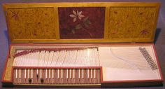 Clavichord | 2006 clavichord vendor sonus paradisi type modern clavichord version 2 ...