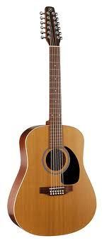 Seagull 12-String Acoustic Guitar.....someday......just trying to get a handle on the 6-String.