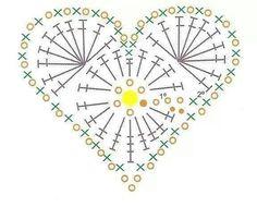 Heart. FREE CHART 6/14.