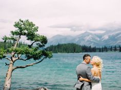 A Rocky Mountain Wedding With Romantically Rustic Details