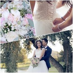 Beauty is in the details and Moontage Films captured every one of them at this amazing San Dimas Canyon Golf Course wedding!