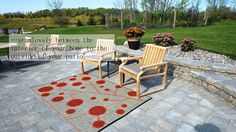 begonia Cotton Ball Reversible Indoor/Outdoor Area Rug, As Shown Outdoor Living Areas, Outdoor Area Rugs, Indoor Outdoor, Outdoor Decor, Camping World, Online Home Decor Stores, Outdoor Furniture Sets, Recycling, Home And Garden
