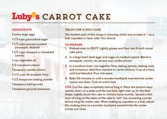 Chorizo cake fast and delicious - Clean Eating Snacks Just Desserts, Delicious Desserts, Carrot Cake Ingredients, Recipe Folder, Cafeteria Food, Famous Recipe, Homemade Cake Recipes, Savoury Cake, Vintage Recipes