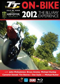 On Bike Experience 2012 Blu Ray... Experience the extreme thrill of riding at speeds approaching 200mph around the legendary Isle of Man TT Mountain course. Using jaw-dropping on-bike footage from sta