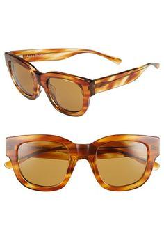 ACNE Studios '1995 Sek' 46mm Sunglasses