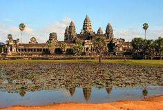 Angkor Wat/ Siem Reap, Camboja/ Atrações mais comentadas