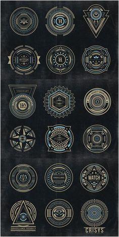 Geometric line art sacred geometry Super ideas Geometry Art, Sacred Geometry, Tattoo Geometrique, Icon Design, Logo Design, Symbole Viking, Magic Symbols, Magic Circle, Grafik Design