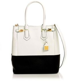 Carlyle N/S Blocked Tote on shopstyle.com