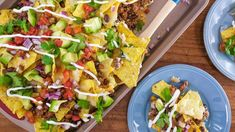 Kitchen Sink Nachos Recipe