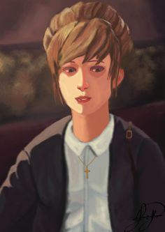 Kate from Life is Strange~ By Daron Poe (me)