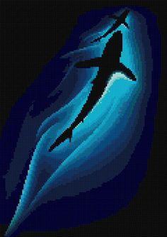 Depth Free Cross Stitch Pattern