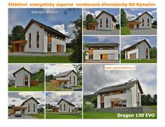 Dragon 130 EVO exteriér_www.uspornedomy.cz