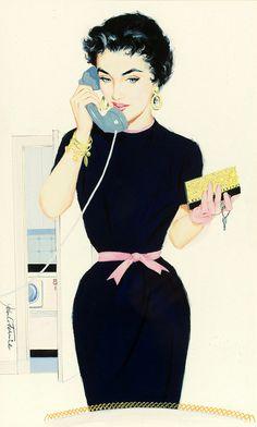 Mid Mod phone call