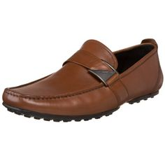 Luxury In An Easy Slip On Style... - Kenneth Cole New York Men's Next Wave Light Brown Loafer