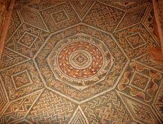 File:Ancient Roman Mosaics Villa Romana La Olmeda 010 Pedrosa De La Vega - Saldaña (Palencia).JPG