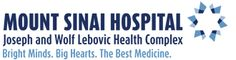 Volunteer Services Mount Sinai Hospital Joseph and Wolf Lebovic Health Complex 204-600 University Avenue Toronto, Ontario, Canada,   M5G 1X5...