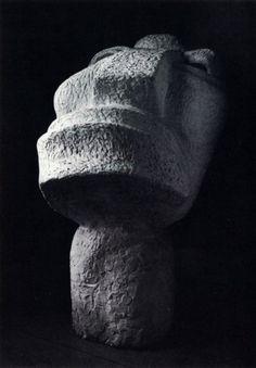 Large Head (The New Man) - Otto Freundlich