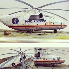 Mi-26 1/72 diorama. Modeler Max Matador #scalemodel #plastimodelismo #usinadoskits #udk #plastickits #plamodel #modelismo #usinadoskits #udk #miniatura #diorama #hobby #zvezda