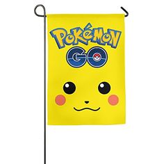 Pikachu Home Garden Flag House Flag MIULIN https://smile.amazon.com/dp/B01I9PKF1Q/ref=cm_sw_r_pi_dp_x_uEPPxbGR6AFKC