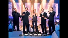 IL DIVO - I Believe In You, duet with Celine Dion~Live at The Greek Thea...