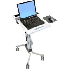 Ergotron Neo-Flex 24-205-214 Laptop Cart